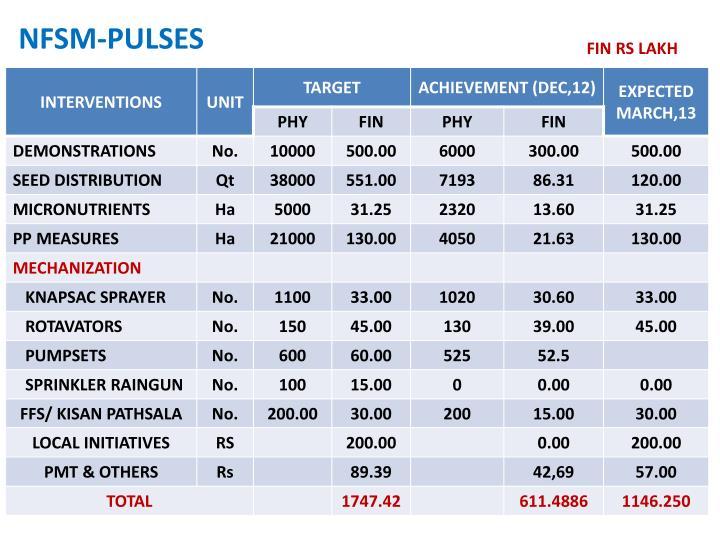 NFSM-PULSES