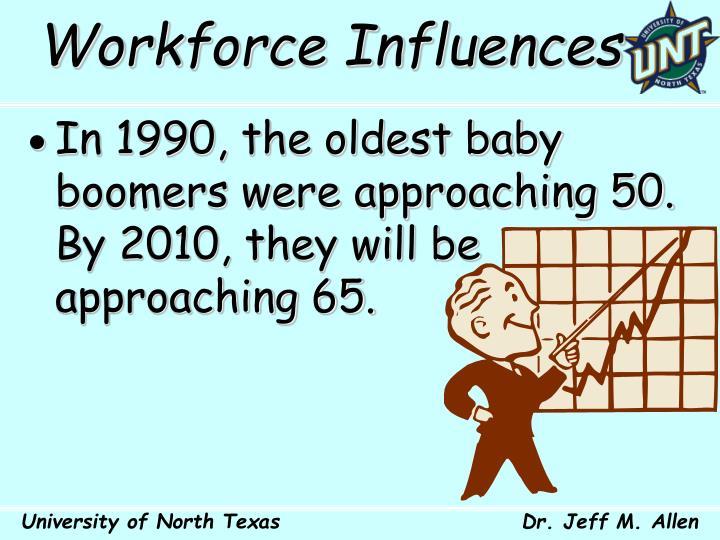 Workforce Influences