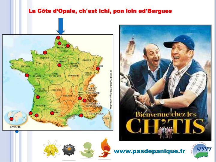 La Côte d'Opale, ch