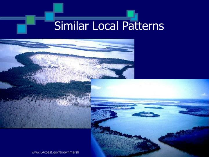 Similar Local Patterns