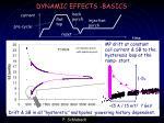 dynamic effects basics