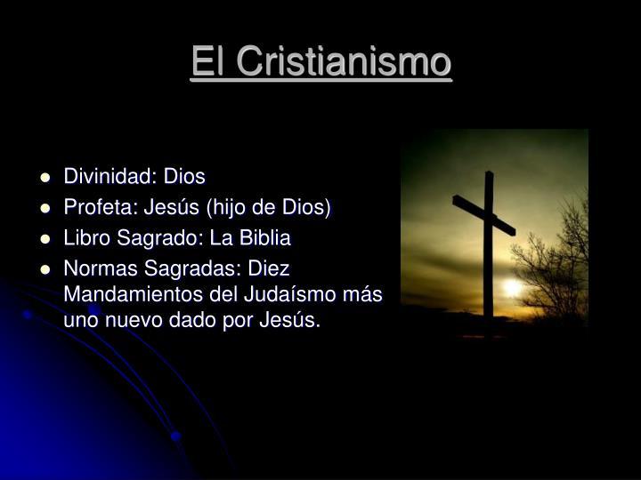 Divinidad: Dios