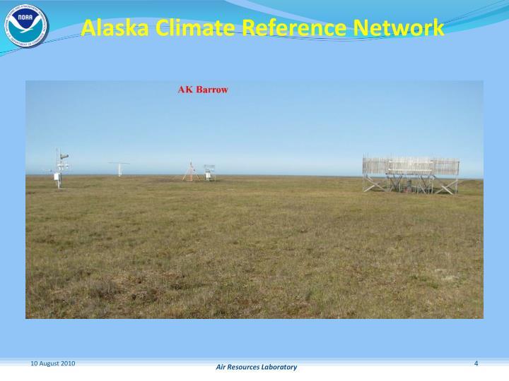 Alaska Climate Reference Network