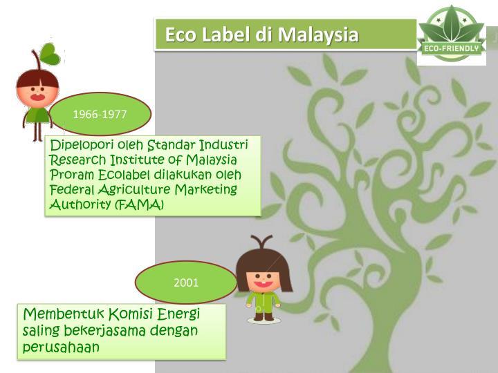 Eco Label di Malaysia