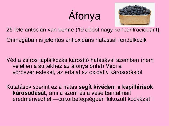 Áfonya