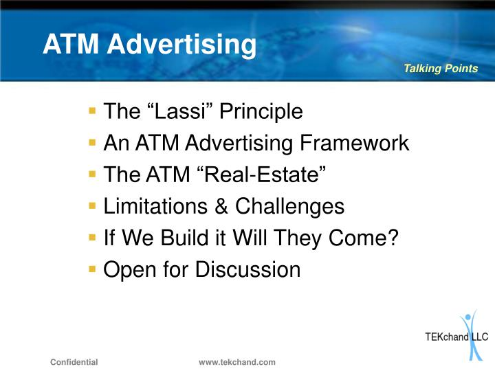 ATM Advertising