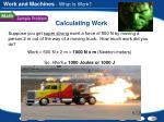 calculating work1