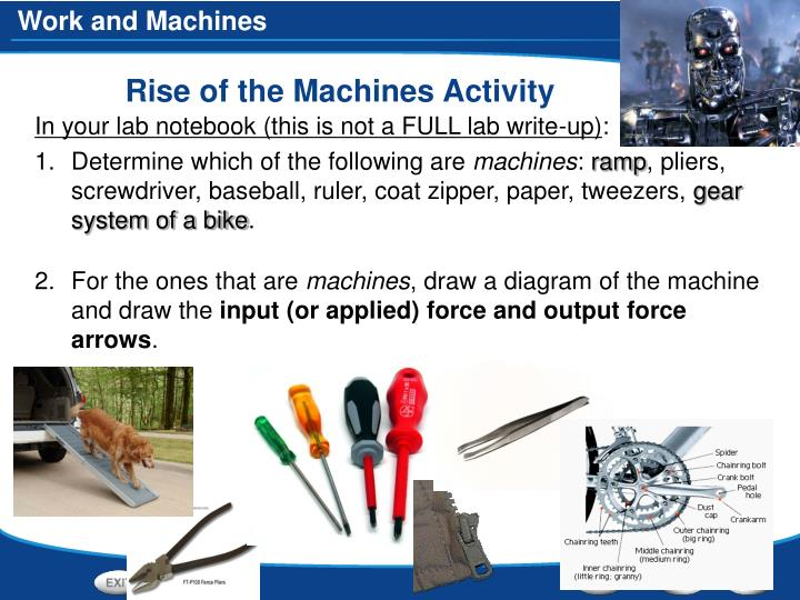 Rise of the Machines Activity