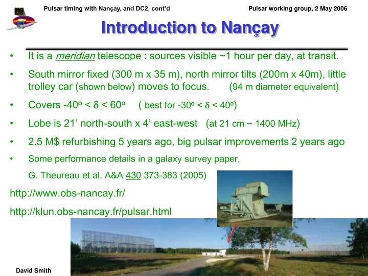Introduction to Nan
