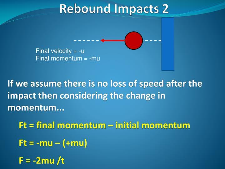 Rebound Impacts 2