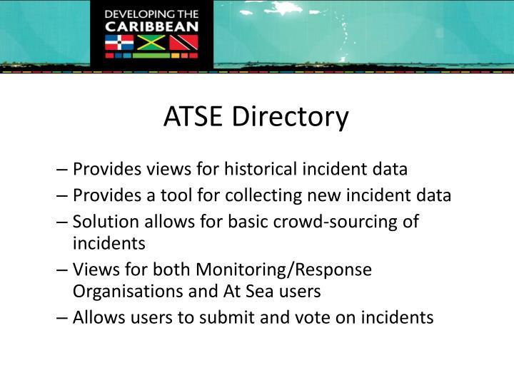 ATSE Directory