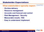 stakeholder expectations2