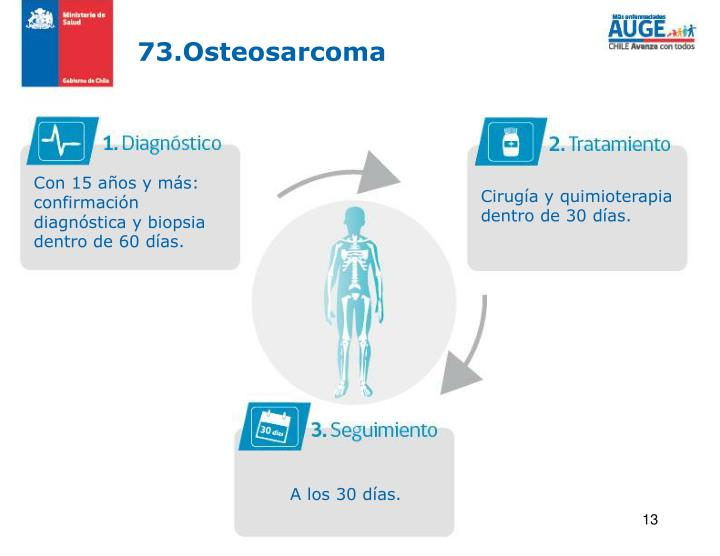 73.Osteosarcoma