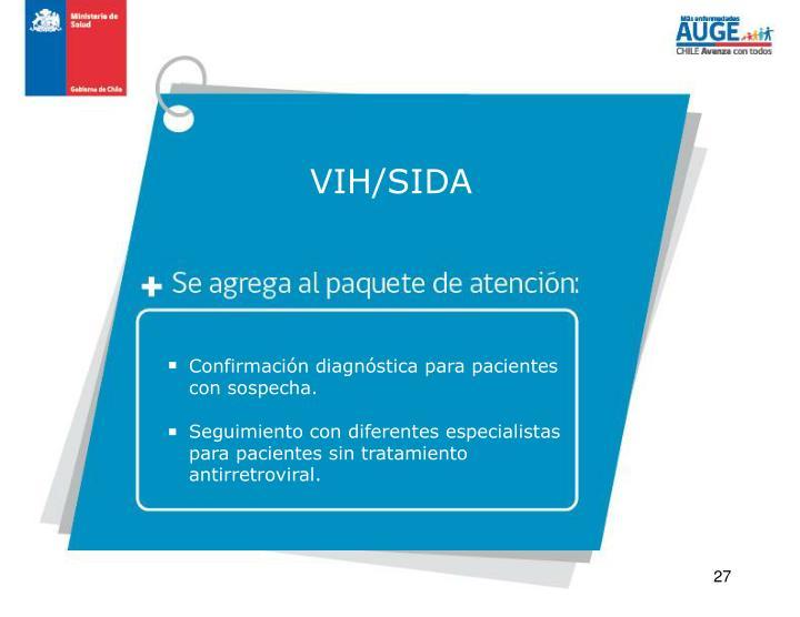 VIH/SIDA