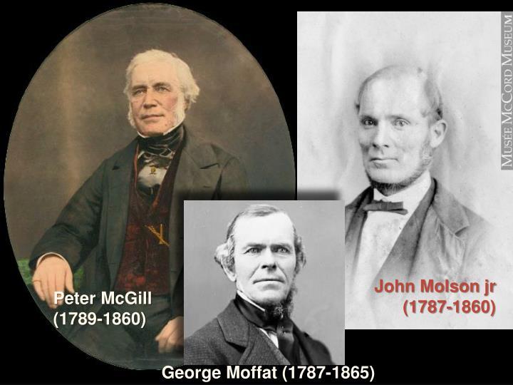 John Molson jr (1787-1860)