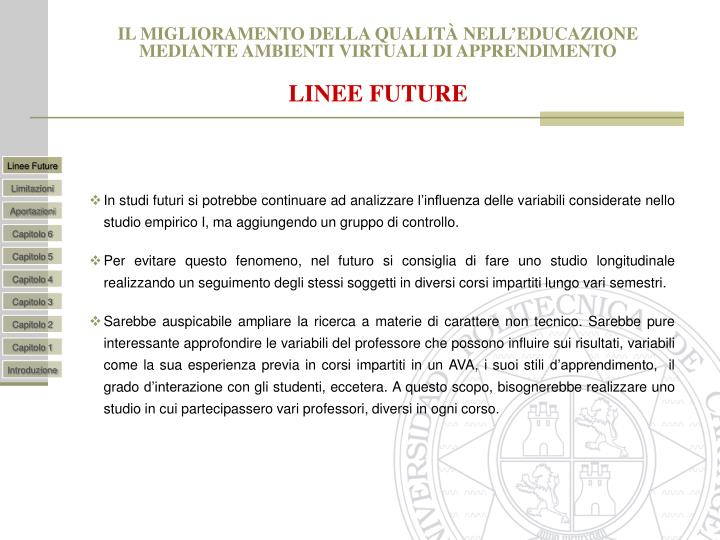 Linee Future