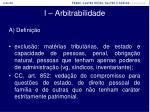 i arbitrabilidade1