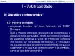 i arbitrabilidade14