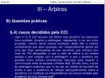 iii rbitros27