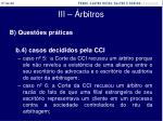 iii rbitros28