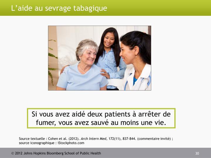 PPT - L'aide au sevrage tabagique PowerPoint Presentation