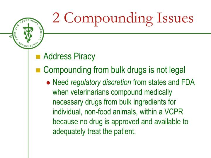 2 Compounding Issues