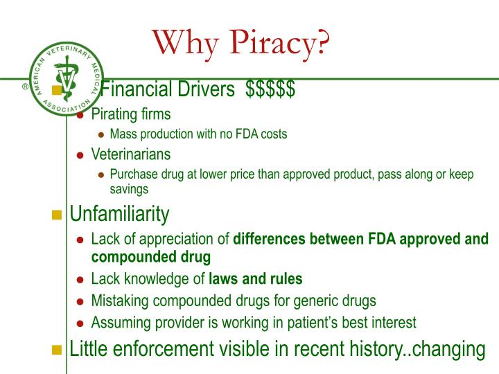 Why Piracy?
