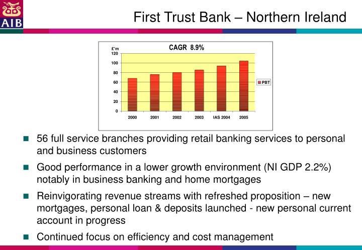 First Trust Bank – Northern Ireland