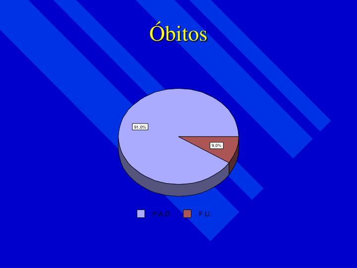 Óbitos