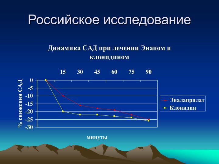 Российское исследование