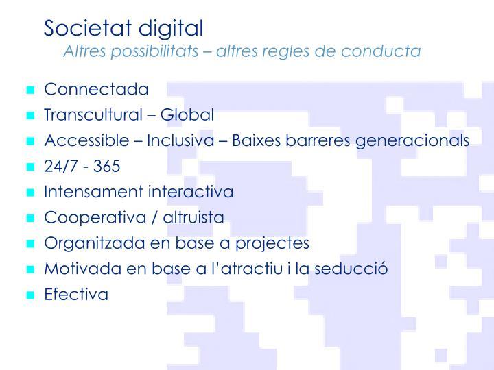 Societat digital