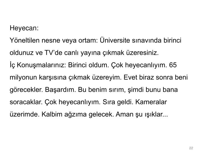 Heyecan: