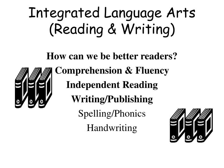 Integrated Language Arts