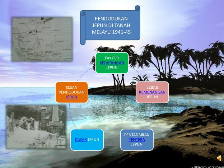 PENDUDUKAN JEPUN DI TANAH MELAYU 1941-45