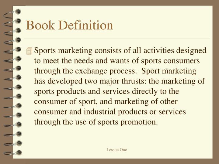 Book Definition