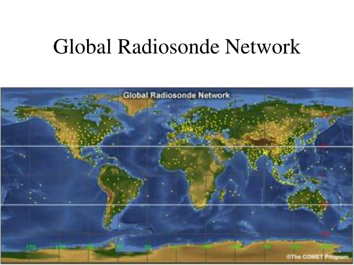Global Radiosonde Network