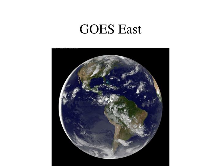 GOES East
