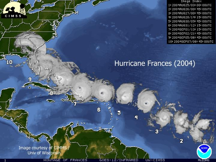 Hurricane Frances (2004)