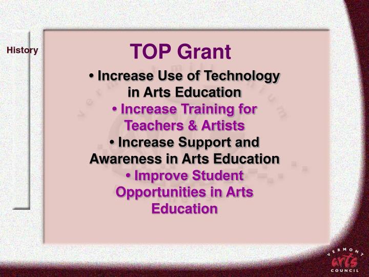 TOP Grant