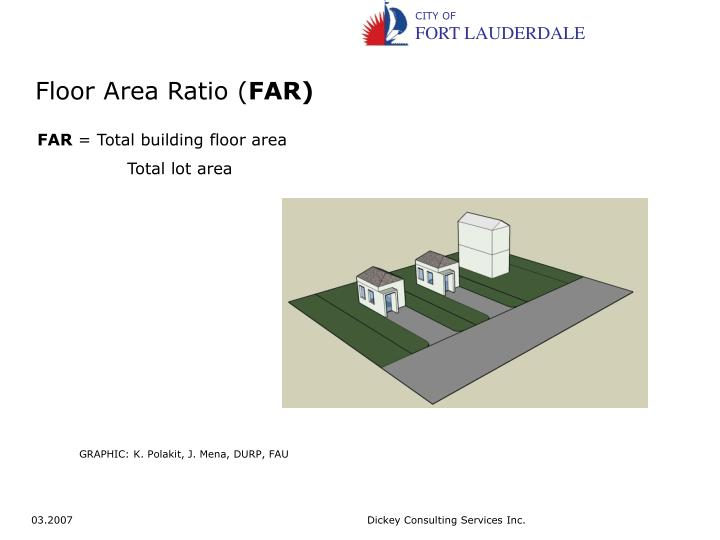 Ppt melrose park powerpoint presentation id 3965905 for Floor area ratio
