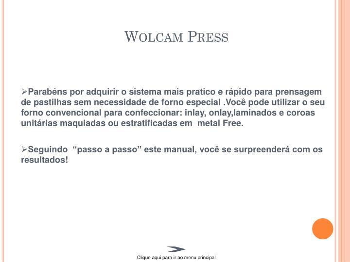 Wolcam Press