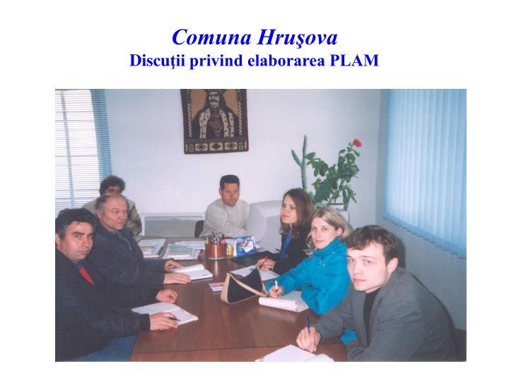 Comuna Hruşova