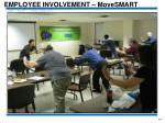 employee involvement movesmart