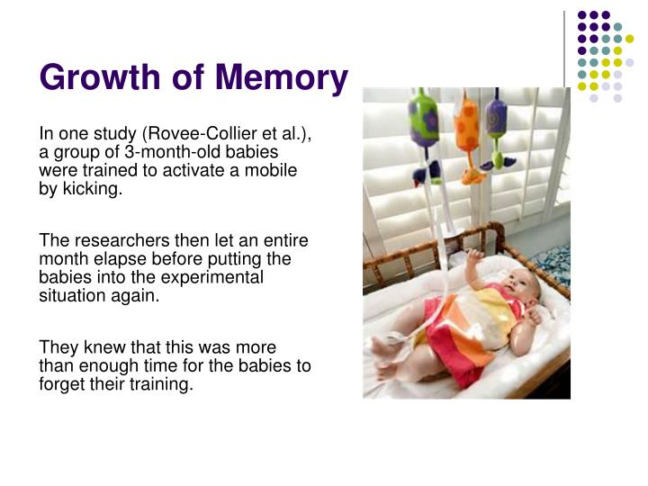 Growth of Memory