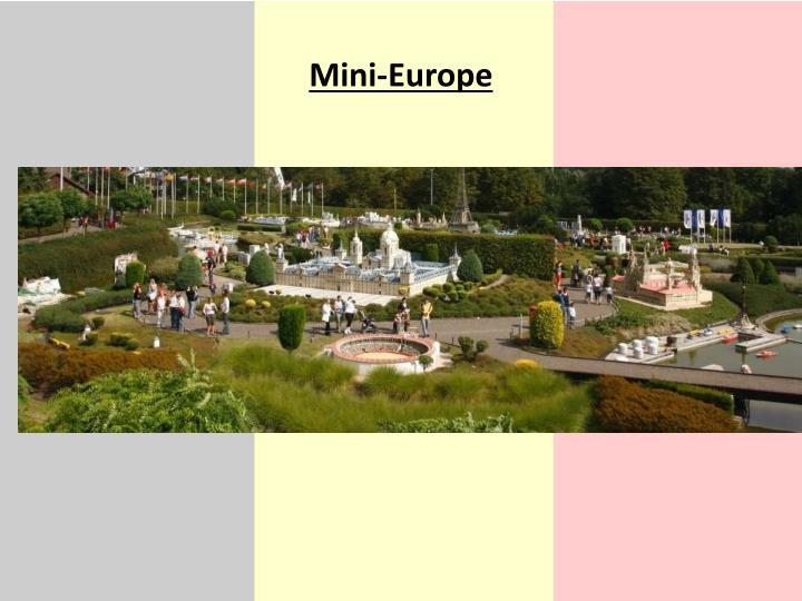 Mini-Europe