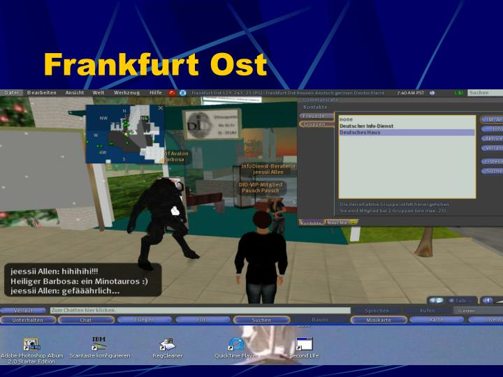 Frankfurt Ost