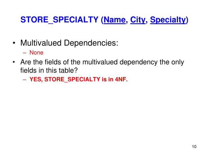 STORE_SPECIALTY (