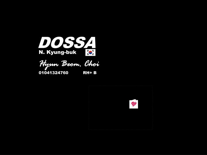 DOSSA