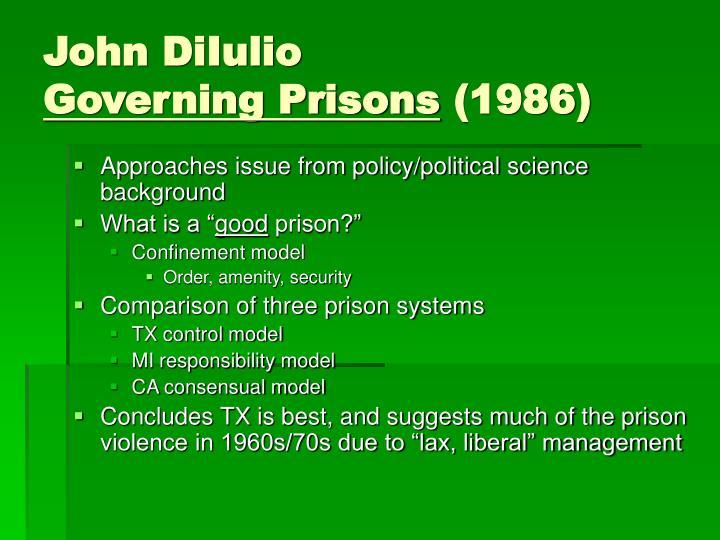John DiIulio