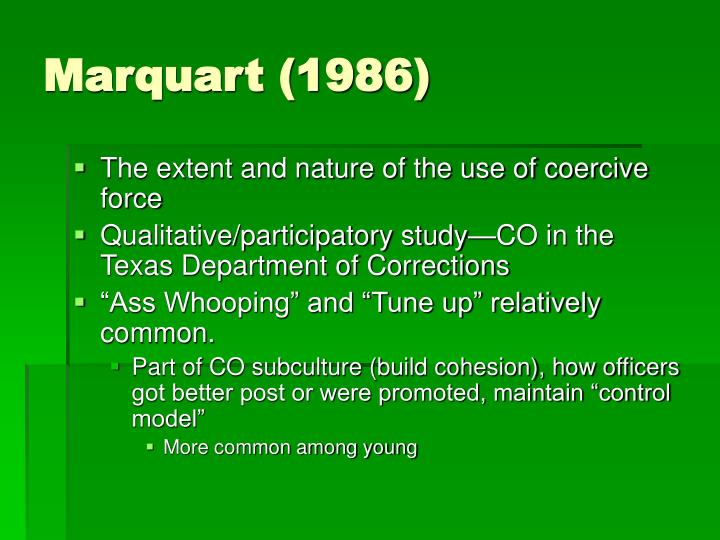 Marquart (1986)